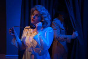 A Husband's Deadly Plan Goes Awry in Avon Players' DIAL 'M' FOR MURDER