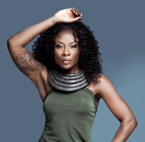 Jully Black - Canada's Queen of R&B Soul is Midland Cultural Centre's Third Feature in their Black History Month Series