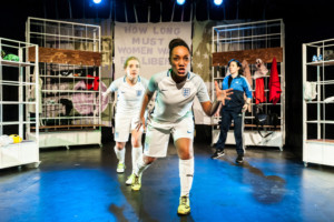 OFFSIDE Announced For UK Tour Of Football Grounds And Theatres