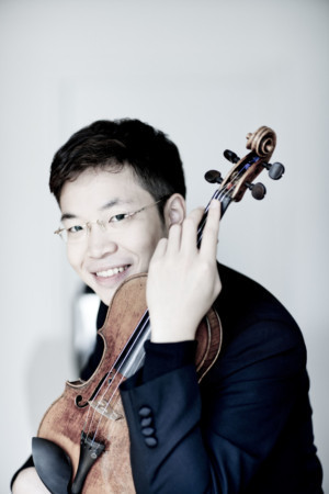 BSO Presents Violinist Paul Huang