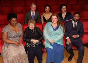 Six Young Opera Singers Win $10,000 Prize From the 2018 George London Awards