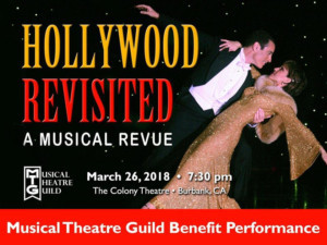 Musical Theatre Guild to Present HOLLYWOOD REVISITED to Benefit Outreach Programs