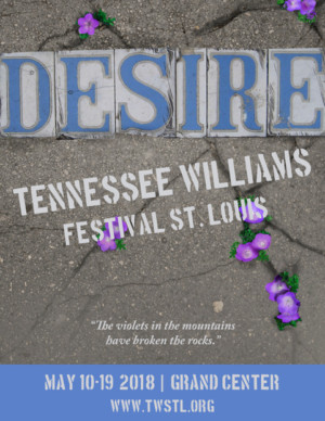 Tennessee Williams Festival St. Louis Announces A STREETCAR NAMED DESIRE as the 2018 Main Stage Production