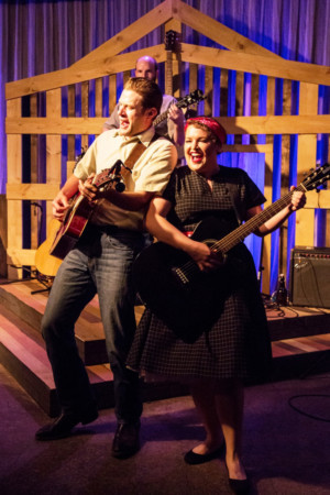 Vintage Theatre Presents A Limited Engagement Return Of RING OF FIRE: THE MUSIC OF JOHNNY CASH