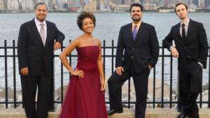 Harlem Quartet With CSUN's Samuel Goldberg Honors String Quartet At The Soraya, 3/14