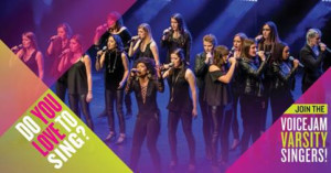 Walton Arts Center Announces VoiceJam Varsity Singers For High School And College Students