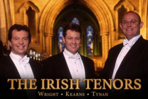 World-Renowned Irish Tenors Appear at National Theatre