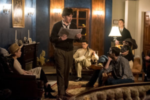 Agatha Christie's THE MOUSETRAP An Immersive Mystery Extended To 3/25