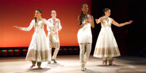 SPEAK: Tap & Kathak Unite With Michelle Dorrance, Rina Mehta & More At The Broad Stage