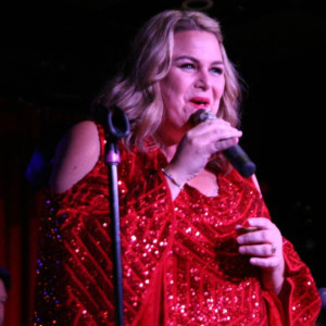 Powerhouse Chanteuse Lisa Donahey Returns With Female-Fronted Homage To Big Band At Upstairs At Vitellos, 3/11