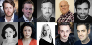 Final Cast Announced For Charles Court Opera's THE MIKADO At The King's Head Theatre