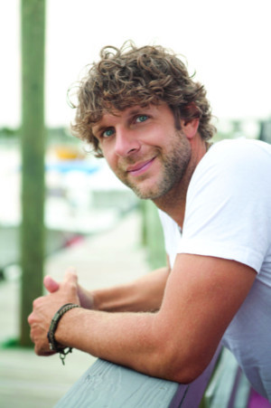 Billy Currington Comes To Peace Center, 4/13