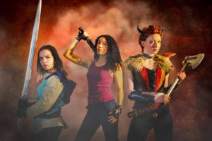 CT Rep Brings Fantastic Adventure SHE KILLS MONSTERS To The Stage