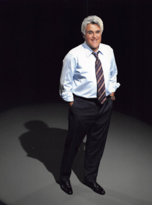 Comedian Jay Leno Brings His Standup To The Palace Theatre