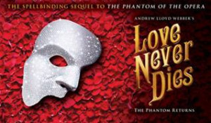 Cast Announced for San Diego Premiere of Andrew Lloyd Webber's LOVE NEVER DIES