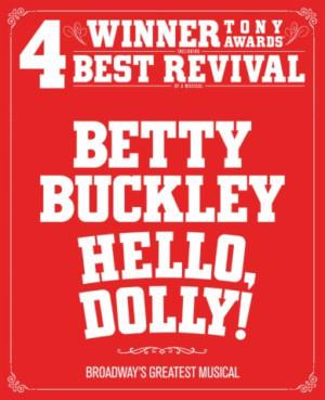 Betty Buckley In Hello Dolly Dear Evan Hansen And More