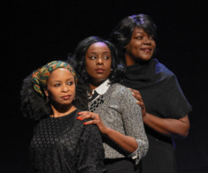 Black Theatre Troupe Present THREE SISTAHS