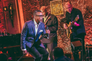 Porter Carroll, Jr. Takes the Stage At Feinstein's/54 Below