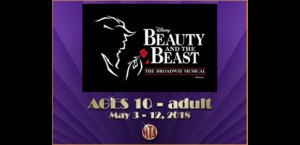 Musical Theatre Of Anthem Presents Disney's BEAUTY AND THE BEAST This Spring