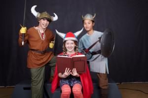 North Coast Repertory Theatre School Presents YO VIKINGS!