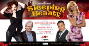 Bonnie Lythgoe Has Found Her Sleeping Beauty And Prince Valiant