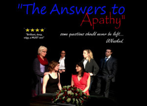 Hanging Cow Productions Presents THE ANSWERS TO APATHY