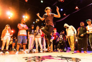 House And Hip Hop Converge at The Dance Center This April