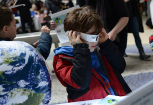 Families Uncover The Science Behind Earth's Changing Climate At The Museum Of Natural History