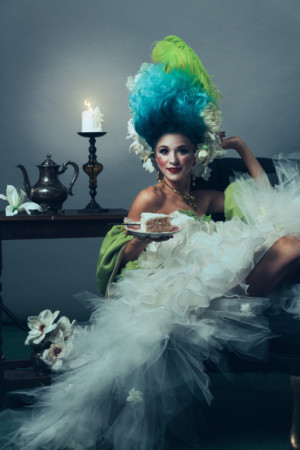 Stylish MARIE ANTOINETTE Opens At Majestic Rep