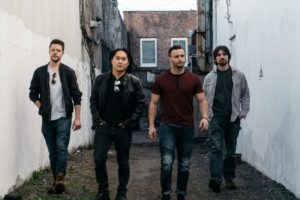City Alley to Perform Live at The Triad