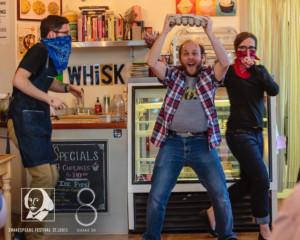SHAKE 38 Kicks Off At St. Louis Fashion Fund Incubator