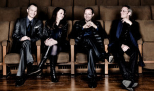 Faure Quartett Makes Detroit Debut With Eclectic Program