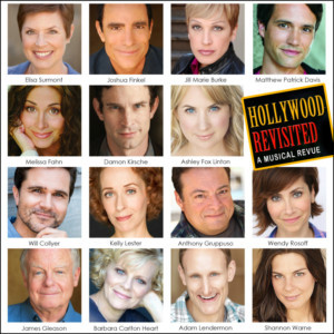 Full Cast Announced For Musical Theatre Guild Benefit HOLLYWOOD REVISITED