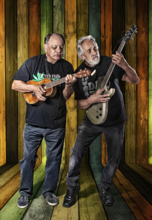 Cheech And Chong Come to Mayo Performing Arts Center 4/19