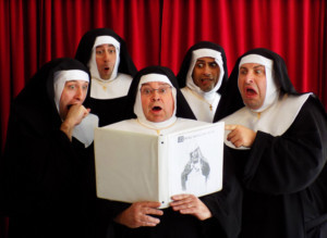 Nuns Shed Habits For Cabaret At The Winter Park Playhouse