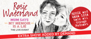 Rosie Waterland Adds Second Sydney Comedy Festival Show By Popular Demand