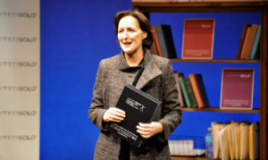 United Solo Offers A Master Class With Fiona Shaw