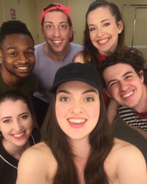 Stage Door Theatre Presents The World Premiere Of Kevin Black's TIME STEP MARCH