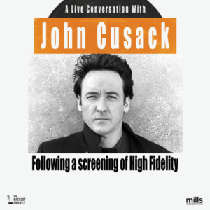 John Cusack to Hold Q&A Following A Screening Of High Fidelity