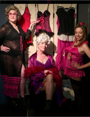 Connecticut Cabaret Theatre Presents NANA'S NAUGHTY KNICKERS