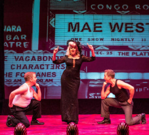 Laguna Playhouse Presents Bets Malone as Mae West in DIRTY BLONDE