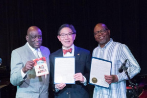 Governor Proclaims April Official Jazz Appreciation Month