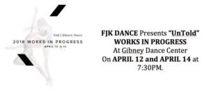 FJK Dance Presents UNTOLD