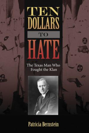 Mandel JCC To Present TEN DOLLARS TO HATE With Author Patricia Bernstein