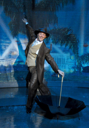 April Brings Showers To Beef & Boards With SINGIN' IN THE RAIN