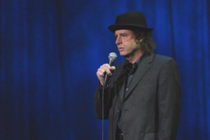 Comedian Steven Wright To Play The Davidson