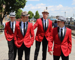 CRT Welcomes 'The Jersey Tenors'