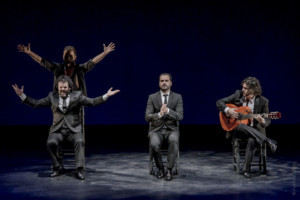 Spain's National Dance Prize Winner, Flamenco Star Manuel Linan, Comes to The Lowry For One Night Only