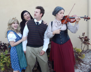 Lightning Bolt Productions Presents YOUNG FRANKENSTEIN