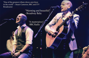 Simon & Garfunkel Tribute Comes to Spencer, 4/14
